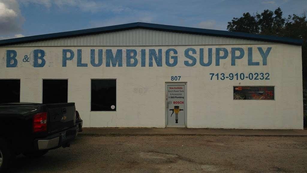 B & B Plumbing Supply Inc - hardware store  | Photo 3 of 6 | Address: 807 Spencer Hwy, South Houston, TX 77587, USA | Phone: (713) 910-0232