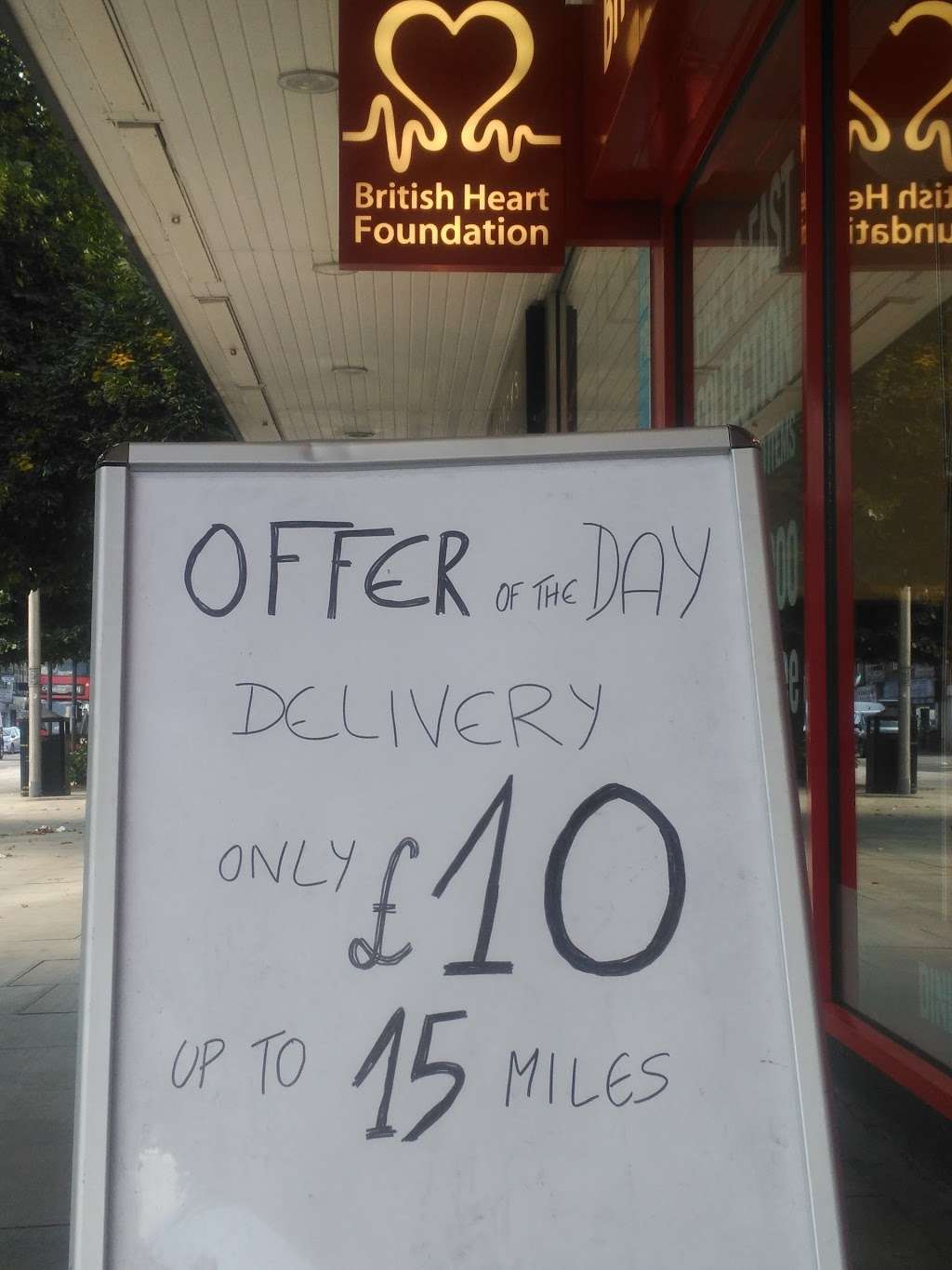 British Heart Foundation Furniture & Electrical - furniture store    Photo 8 of 9   Address: 83 Seven Sisters Rd, Holloway, London N7 6BU, UK   Phone: 020 3553 8090