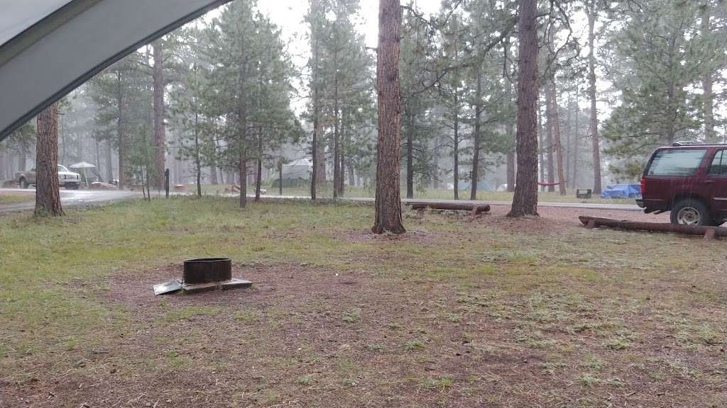 South Meadows Campground - campground  | Photo 6 of 10 | Address: Woodland Park, CO 80863, USA | Phone: (719) 636-1602