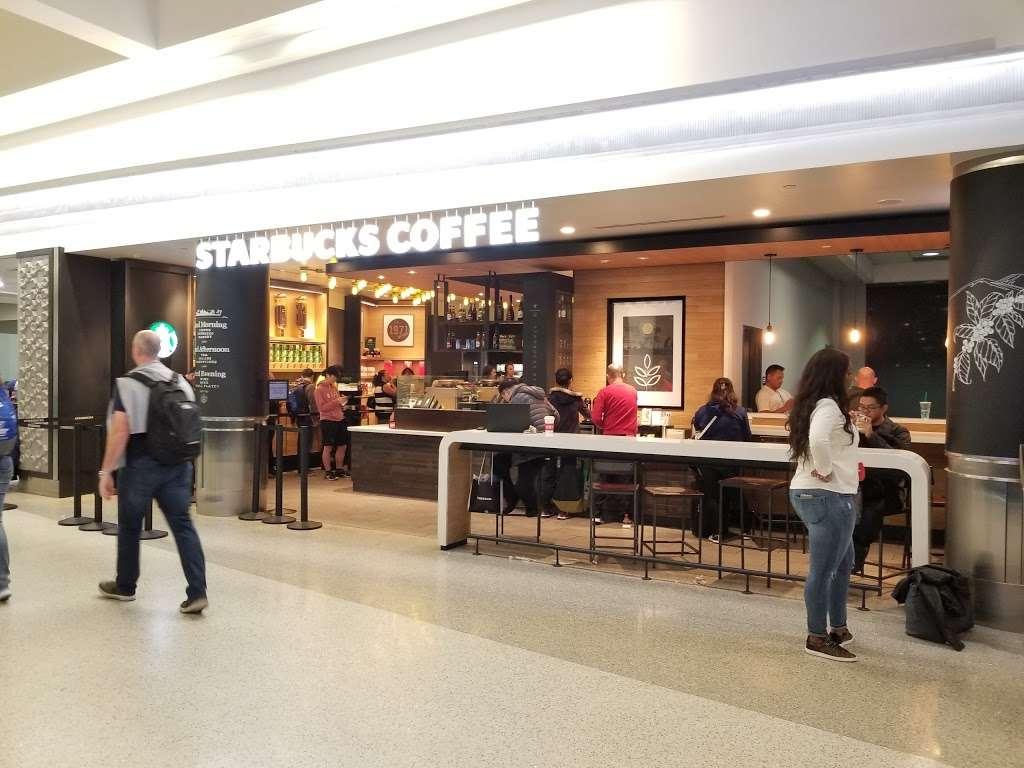 Starbucks - cafe  | Photo 3 of 10 | Address: 600 World Way, Los Angeles, CA 90045, USA