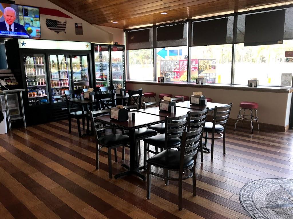 Rickys Burgers - restaurant  | Photo 1 of 10 | Address: 7630 TX-146, Baytown, TX 77523, USA | Phone: (281) 918-0172