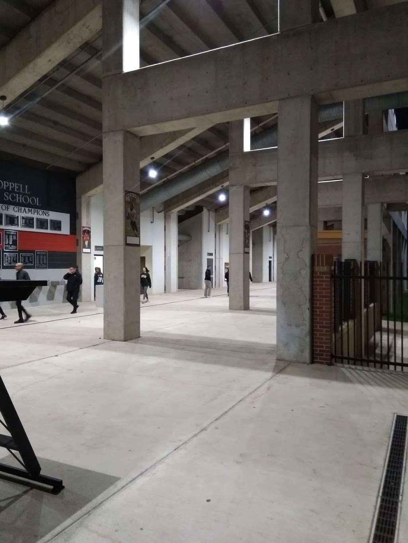Buddy Echols Field - stadium    Photo 7 of 10   Address: 185 W Parkway Blvd, Coppell, TX 75019, USA   Phone: (214) 496-6100