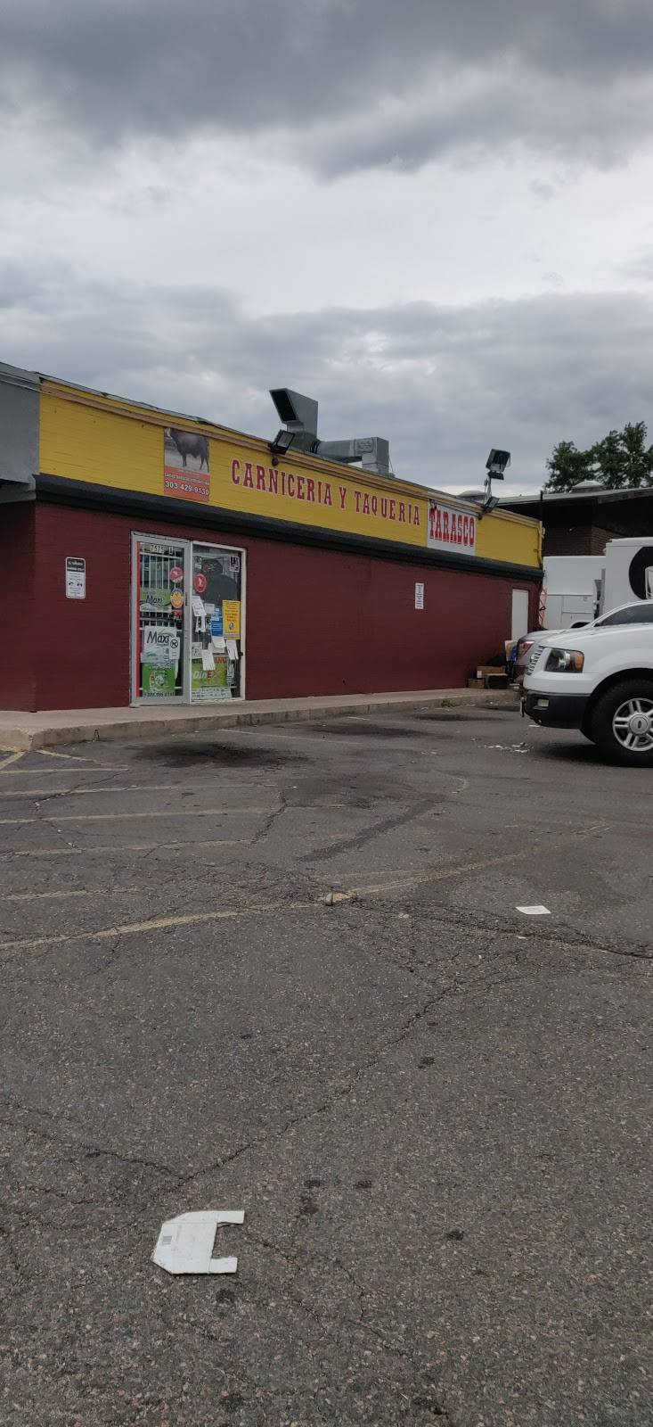 Carniceria El Tarasco - restaurant    Photo 4 of 9   Address: 7575 Broadway, Denver, CO 80221, USA   Phone: (303) 429-1007