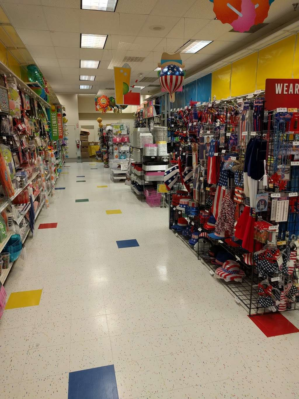 Party City - clothing store  | Photo 3 of 10 | Address: 530 Consumer Square, Mays Landing, NJ 08330, USA | Phone: (609) 677-9124