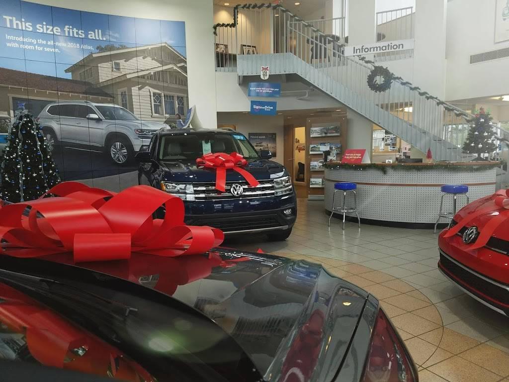 Three Rivers Volkswagen - car dealer  | Photo 1 of 8 | Address: 3694 Washington Rd, McMurray, PA 15317, USA | Phone: (724) 941-6100