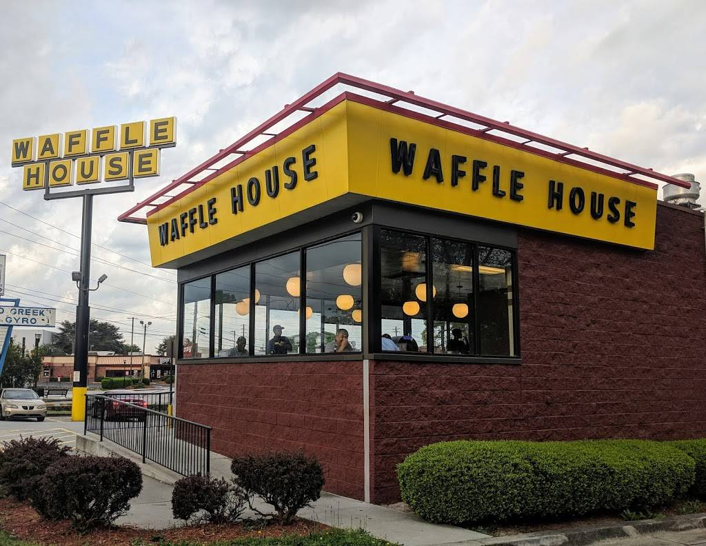 Waffle House - meal takeaway    Photo 1 of 8   Address: 839 Virginia Ave, Hapeville, GA 30354, USA   Phone: (404) 684-1800
