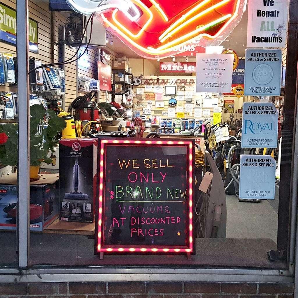 VACUUM WORLD STORES - home goods store    Photo 3 of 10   Address: 5902 Riverdale Ave, Bronx, NY 10471, USA   Phone: (718) 884-4600