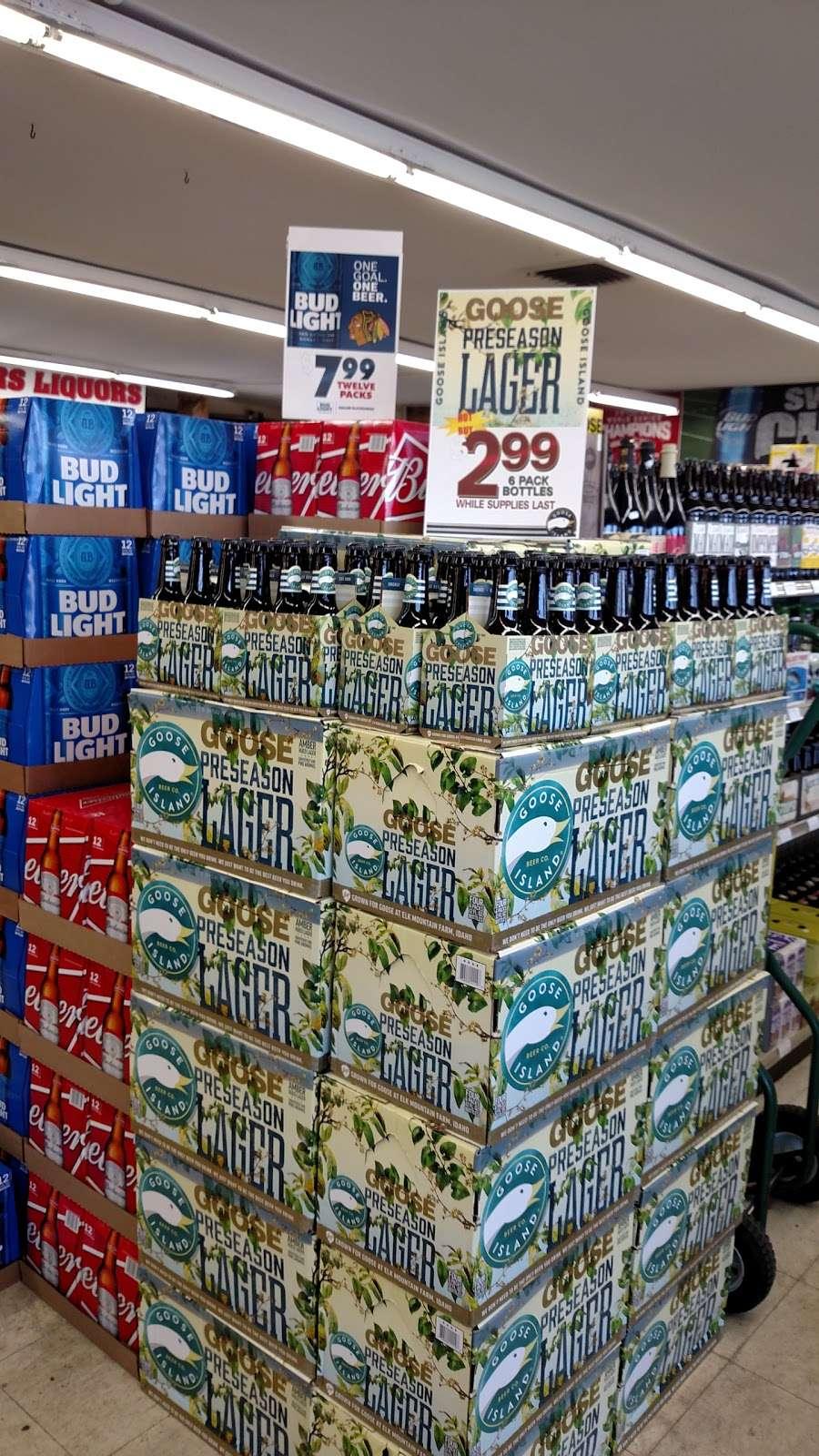 Consumers Liquor Stores Inc - store  | Photo 1 of 10 | Address: 1134 Plainfield Rd, Joliet, IL 60435, USA | Phone: (815) 723-7331