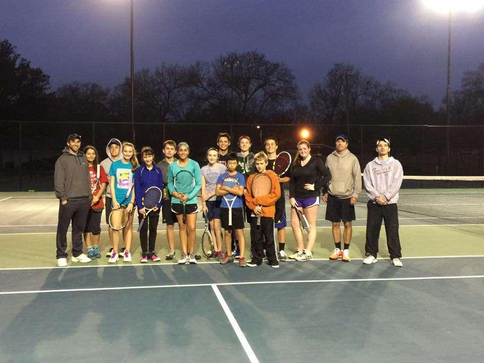 South Houston Tennis Academy - health  | Photo 6 of 10 | Address: 411 Tallowood Dr, El Lago, TX 77586, USA | Phone: (832) 741-6438