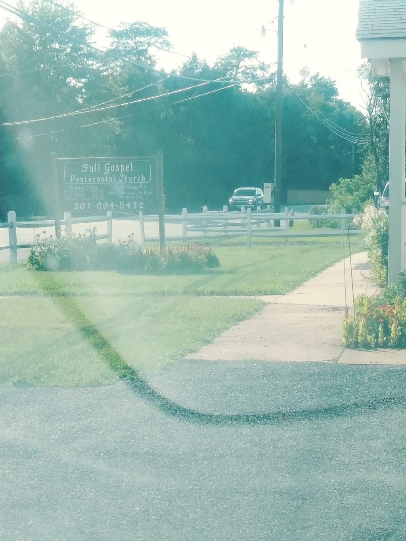 Full Gospel Pentecostal Church - church  | Photo 1 of 1 | Address: 3330 Old Annapolis Rd, Laurel, MD 20724, USA | Phone: (301) 604-5472