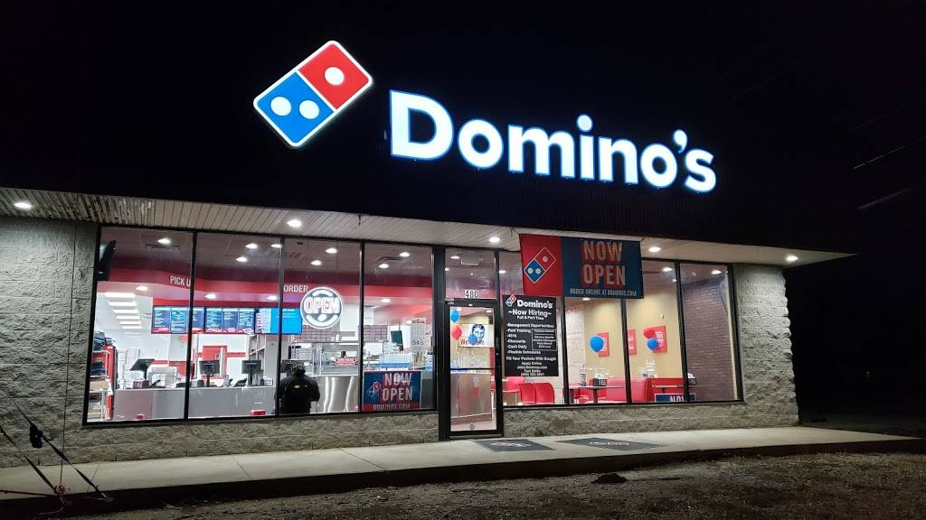 Dominos Pizza - meal delivery  | Photo 1 of 10 | Address: 480 W Pioneer Pkwy, Grand Prairie, TX 75051, USA | Phone: (469) 672-3030