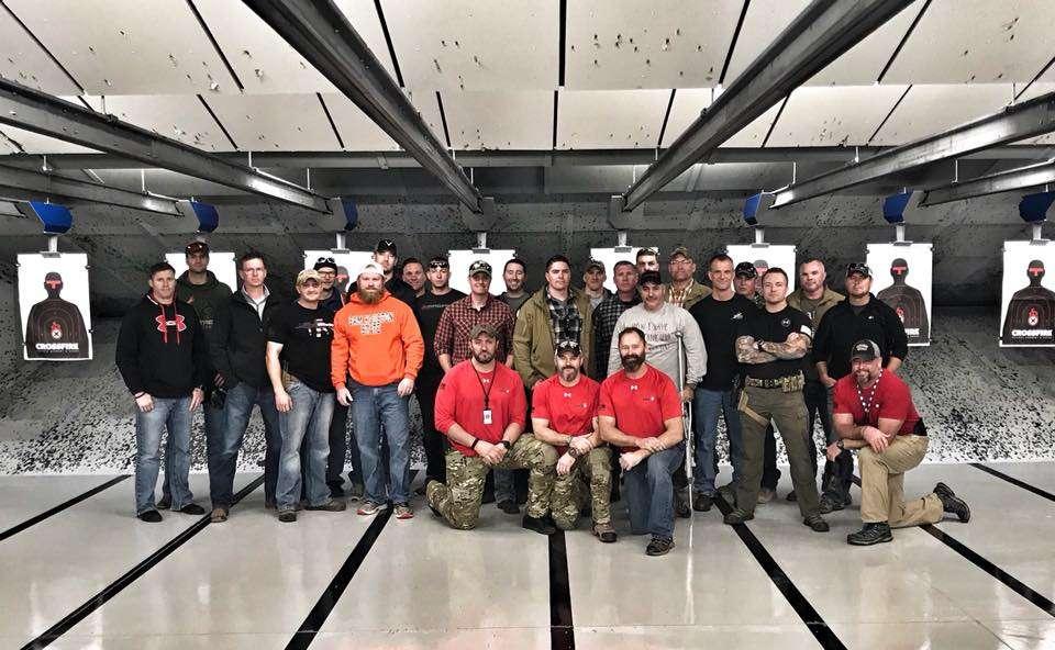 Crossfire Defense Academy & Range - gym  | Photo 6 of 10 | Address: 801 Patriot Way, Flower Mound, TX 75028, USA | Phone: (469) 702-0350