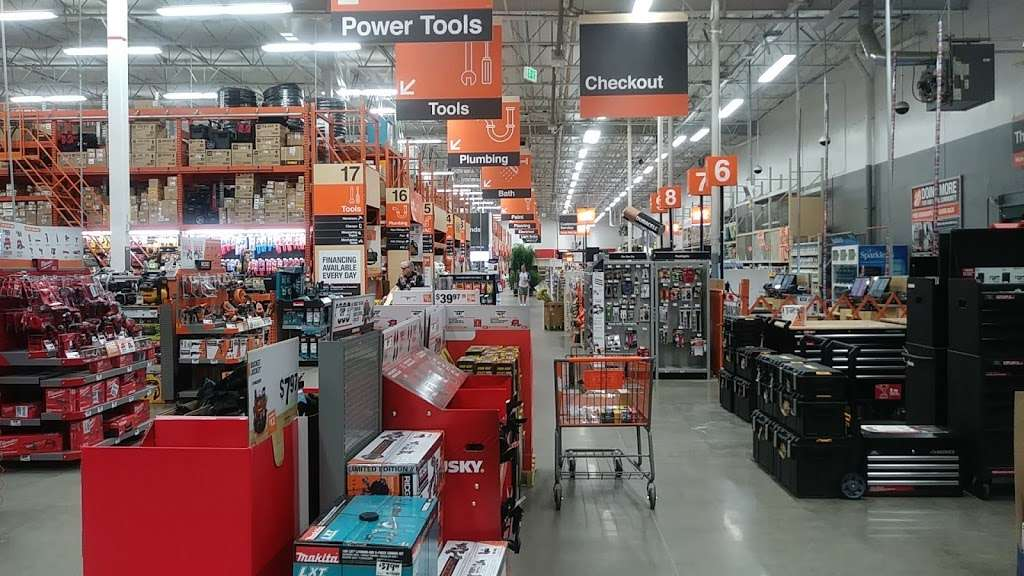 The Home Depot - hardware store  | Photo 8 of 10 | Address: 6160 W Behrend Dr, Glendale, AZ 85308, USA | Phone: (623) 376-0278