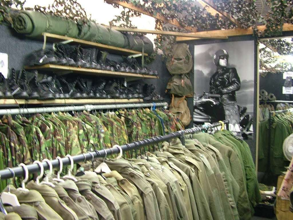 C&C Military Surplus - Clothing store | Court Lodge Farm, Kenward Rd
