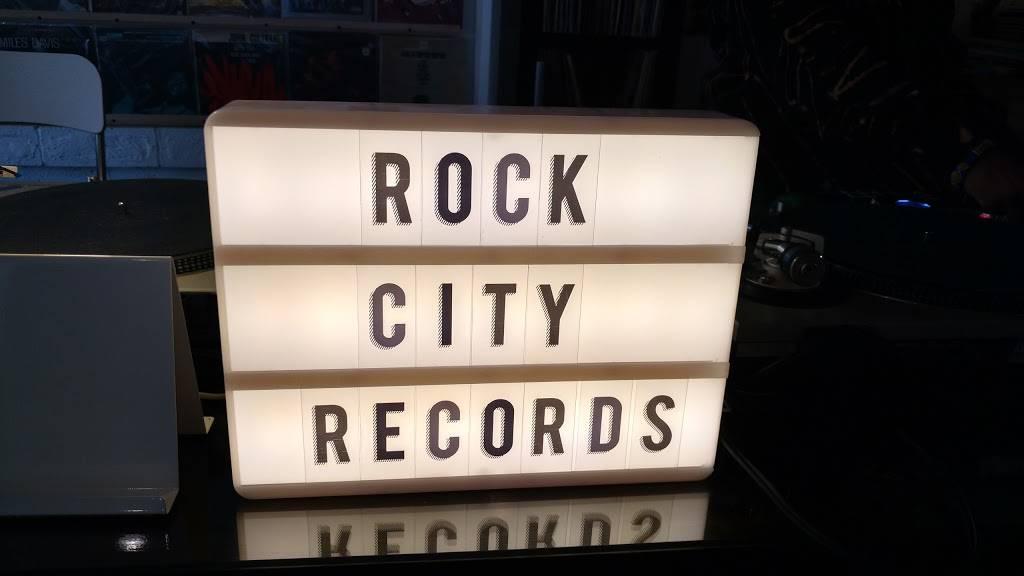 Rock City Records - electronics store  | Photo 10 of 10 | Address: 14401 E Jefferson Ave #2933, Detroit, MI 48215, USA | Phone: (313) 499-1540