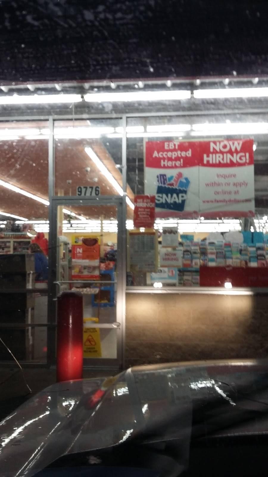 Family Dollar - supermarket    Photo 1 of 2   Address: 9776 E 11th St, Tulsa, OK 74128, USA   Phone: (918) 836-4109
