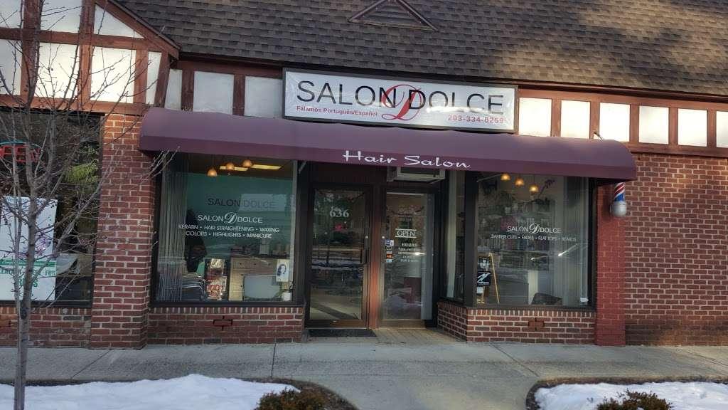 Salon Dolce - hair care    Photo 3 of 10   Address: 636 Brooklawn Ave, Bridgeport, CT 06604, USA   Phone: (203) 334-6259