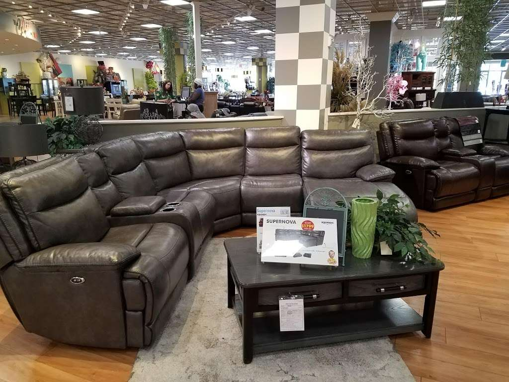 Bobs Discount Furniture - furniture store  | Photo 6 of 10 | Address: 3 Mill Creek Dr, Secaucus, NJ 07094, USA | Phone: (201) 643-1370