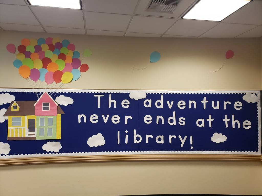 Alexander Library - library  | Photo 5 of 6 | Address: 1755 W Alexander Rd, North Las Vegas, NV 89032, USA | Phone: (702) 633-2880