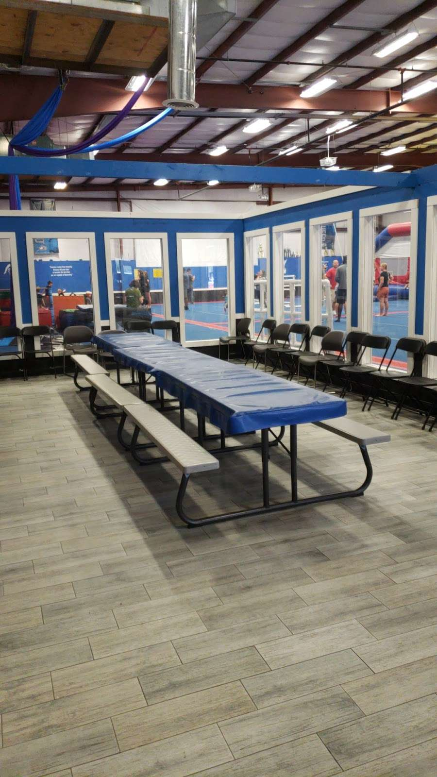 Double Down Athletics - gym  | Photo 7 of 10 | Address: 1551 Swanson Dr, Oviedo, FL 32765, USA | Phone: (407) 365-8021