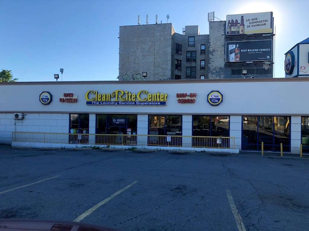 Clean Rite Center 24 HOURS - laundry  | Photo 8 of 10 | Address: 1240 E Tremont Ave, Bronx, NY 10460, USA | Phone: (718) 931-5991