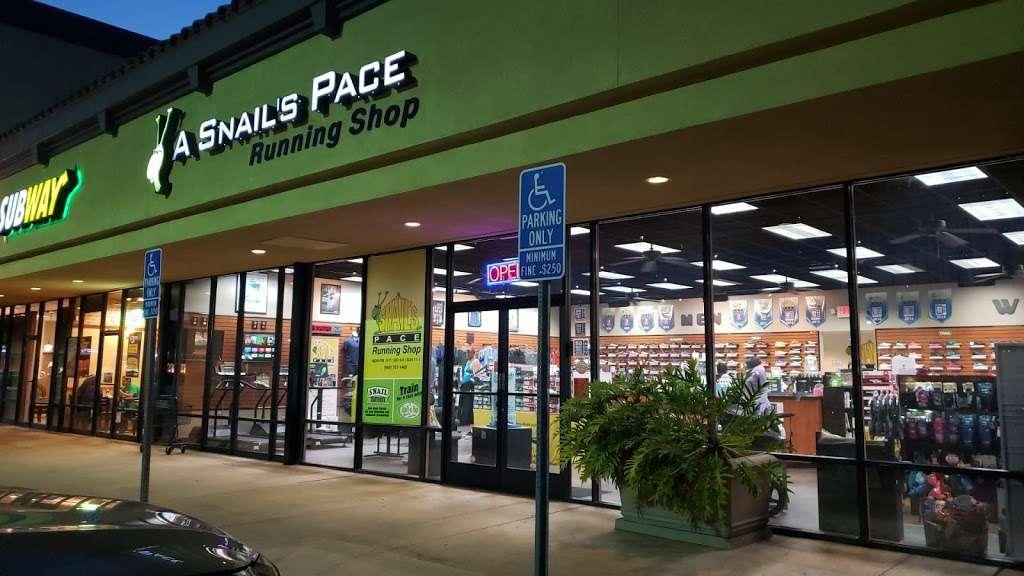 A Snail's Pace Running Shop, 24451