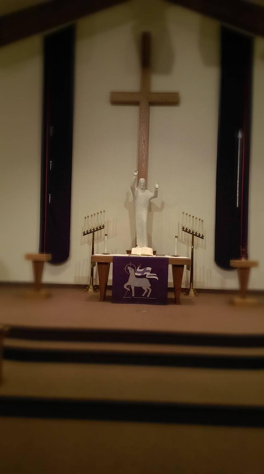 Prince-Peace Lutheran Church - church    Photo 3 of 3   Address: 7700 Monroe St NE, Minneapolis, MN 55432, USA   Phone: (763) 786-1706