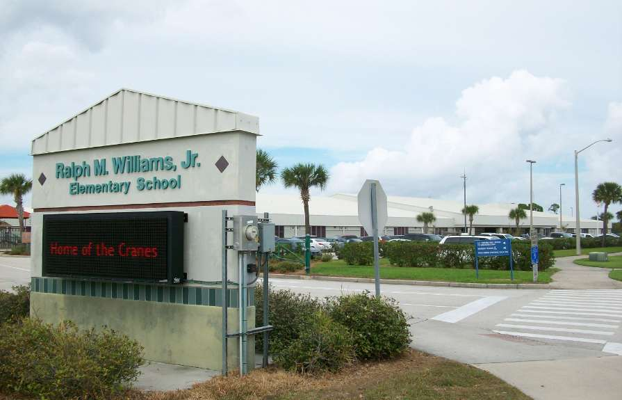 Ralph M Williams Jr Elementary - school  | Photo 1 of 1 | Address: 1700 Clubhouse Dr, Rockledge, FL 32955, USA | Phone: (321) 617-7700