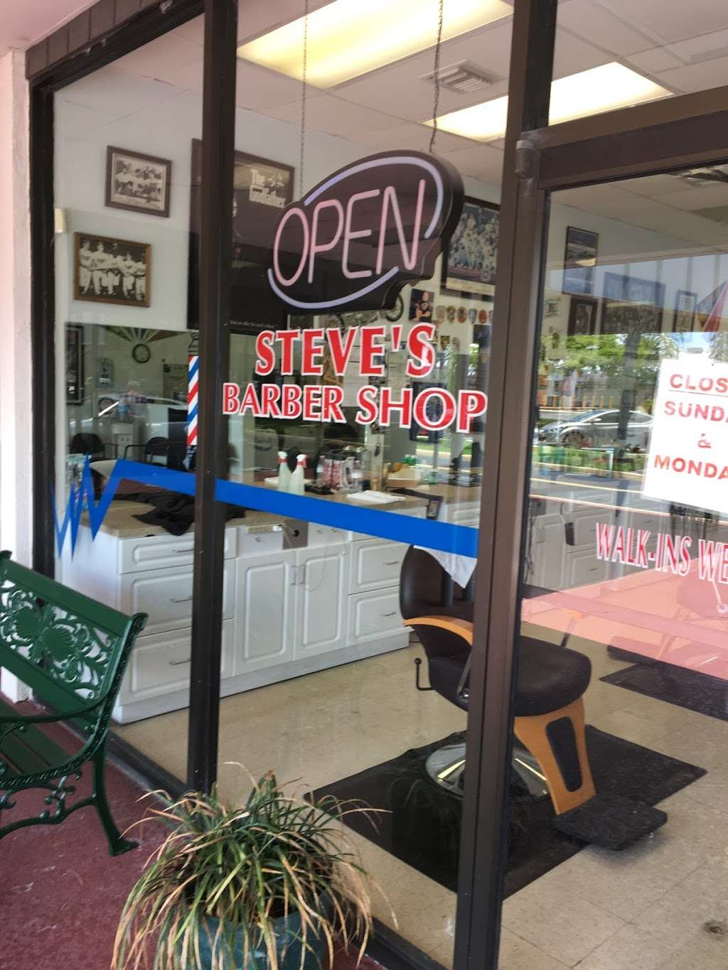 Steves Barber Shop - hair care  | Photo 1 of 2 | Address: 10080 W McNab Rd, Tamarac, FL 33321, USA | Phone: (954) 913-6654