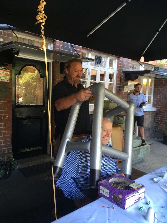 The Green Man, Toot Hill - restaurant  | Photo 1 of 2 | Address: School Rd, Ongar CM5 9SD, UK | Phone: 01992 522255