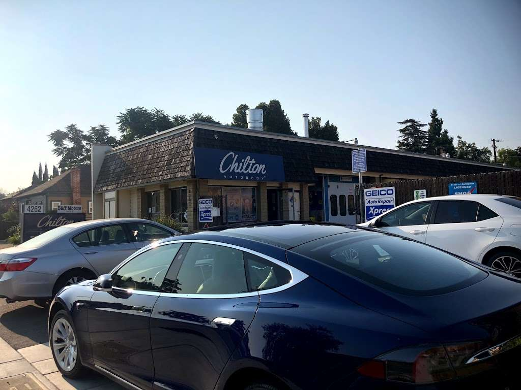 Chilton Auto Body - car repair  | Photo 3 of 9 | Address: 4262 Stanley Blvd, Pleasanton, CA 94566, USA | Phone: (925) 484-2800