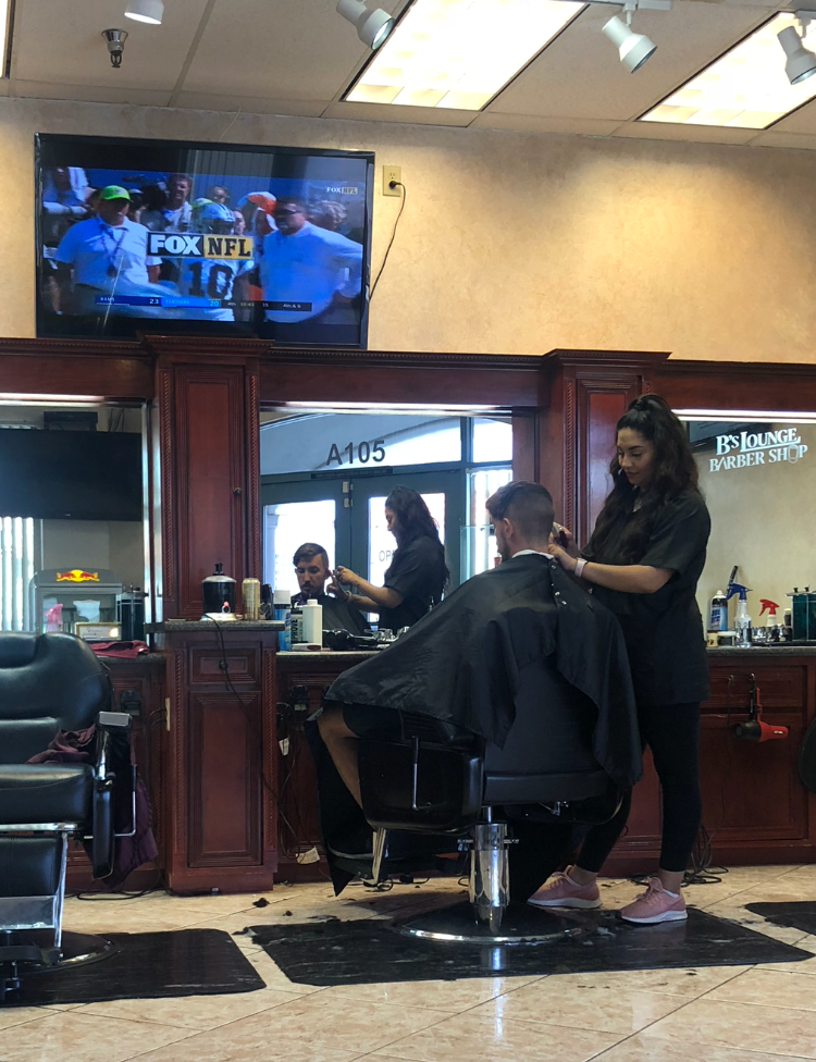 Bs Lounge Barber Shop - hair care  | Photo 7 of 10 | Address: 10105 E Vía Linda, Scottsdale, AZ 85258, USA | Phone: (480) 614-1088