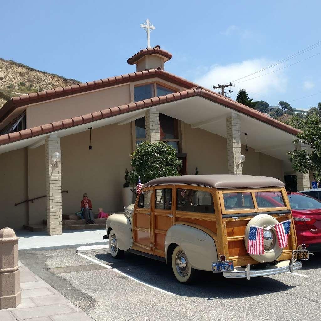 Our Lady of Malibu Catholic Church - church    Photo 2 of 10   Address: 3625 Winter Canyon Rd, Malibu, CA 90265, USA   Phone: (310) 456-2361