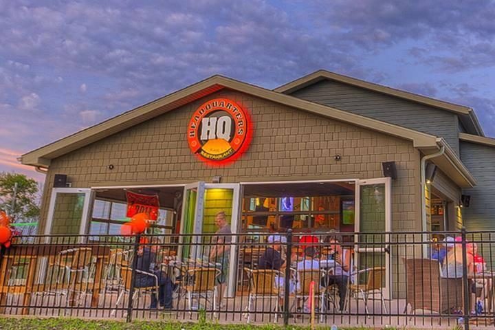 Headquarters Bar & Grill - restaurant  | Photo 1 of 10 | Address: 101 Concord Dr, Oregon, WI 53575, USA | Phone: (608) 291-0750