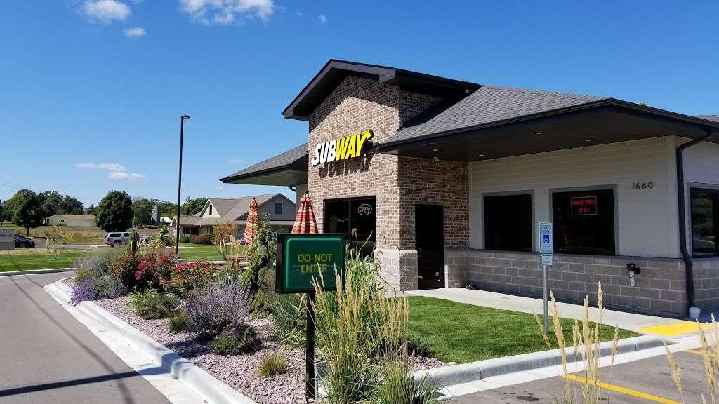 Subway Restaurants - restaurant  | Photo 1 of 10 | Address: 1660 15th Ave, Union Grove, WI 53182, USA | Phone: (262) 878-7897