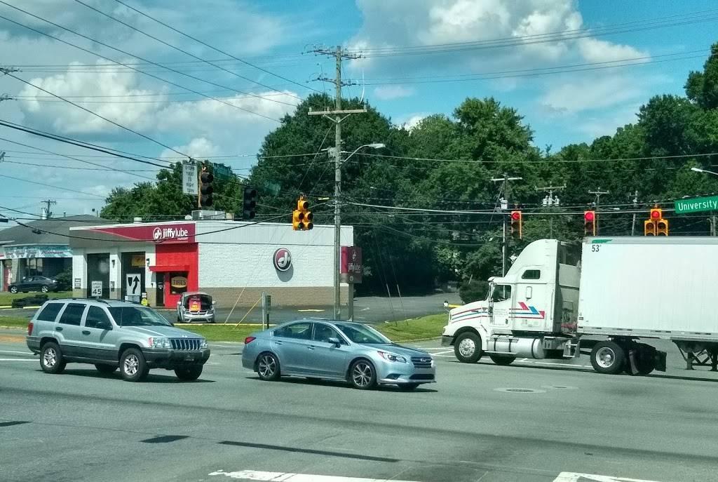 Jiffy Lube - car repair  | Photo 5 of 5 | Address: 5501 University Pkwy, Winston-Salem, NC 27105, USA | Phone: (336) 661-7997