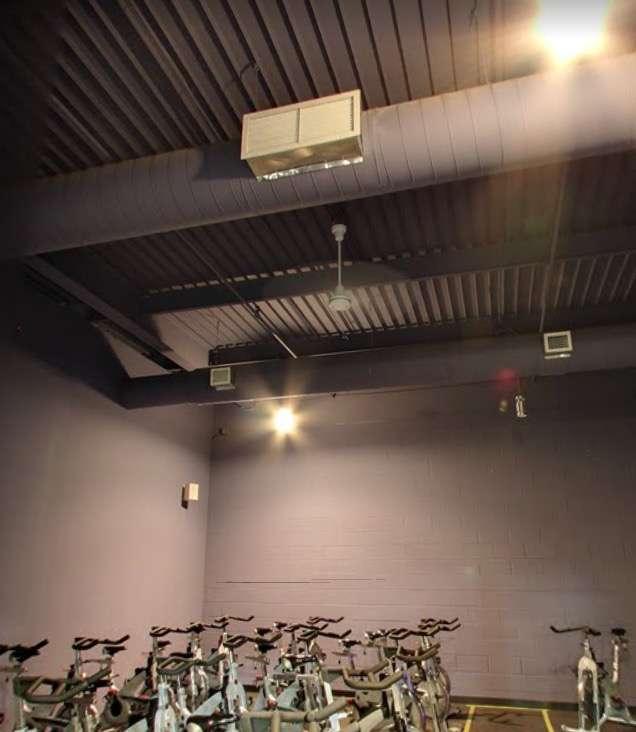 Golds Gym - gym    Photo 8 of 10   Address: 100 Hollister Rd, Teterboro, NJ 07608, USA   Phone: (201) 288-6000