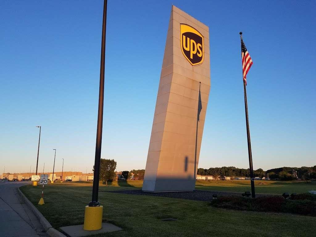 UPS CACH - storage    Photo 7 of 10   Address: 1 UPS Way, Hodgkins, IL 60525, USA   Phone: (708) 387-4203