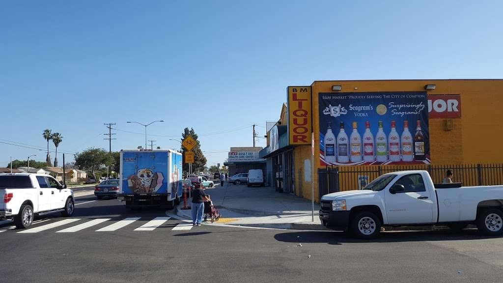 B M Market - store  | Photo 1 of 9 | Address: 2019 N Wilmington Ave, Compton, CA 90222, USA | Phone: (310) 537-2168
