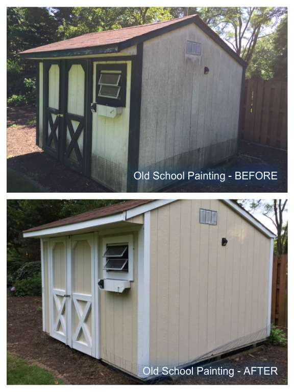 Old School Painting - painter    Photo 2 of 5   Address: 1, Union Special Plaza #224E, Huntley, IL 60142, USA   Phone: (847) 961-9174