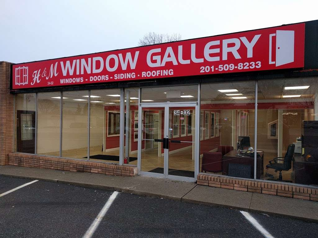 H & M Window Gallery - roofing contractor  | Photo 1 of 5 | Address: 34-02 Broadway, Fair Lawn, NJ 07410, USA | Phone: (201) 509-8233