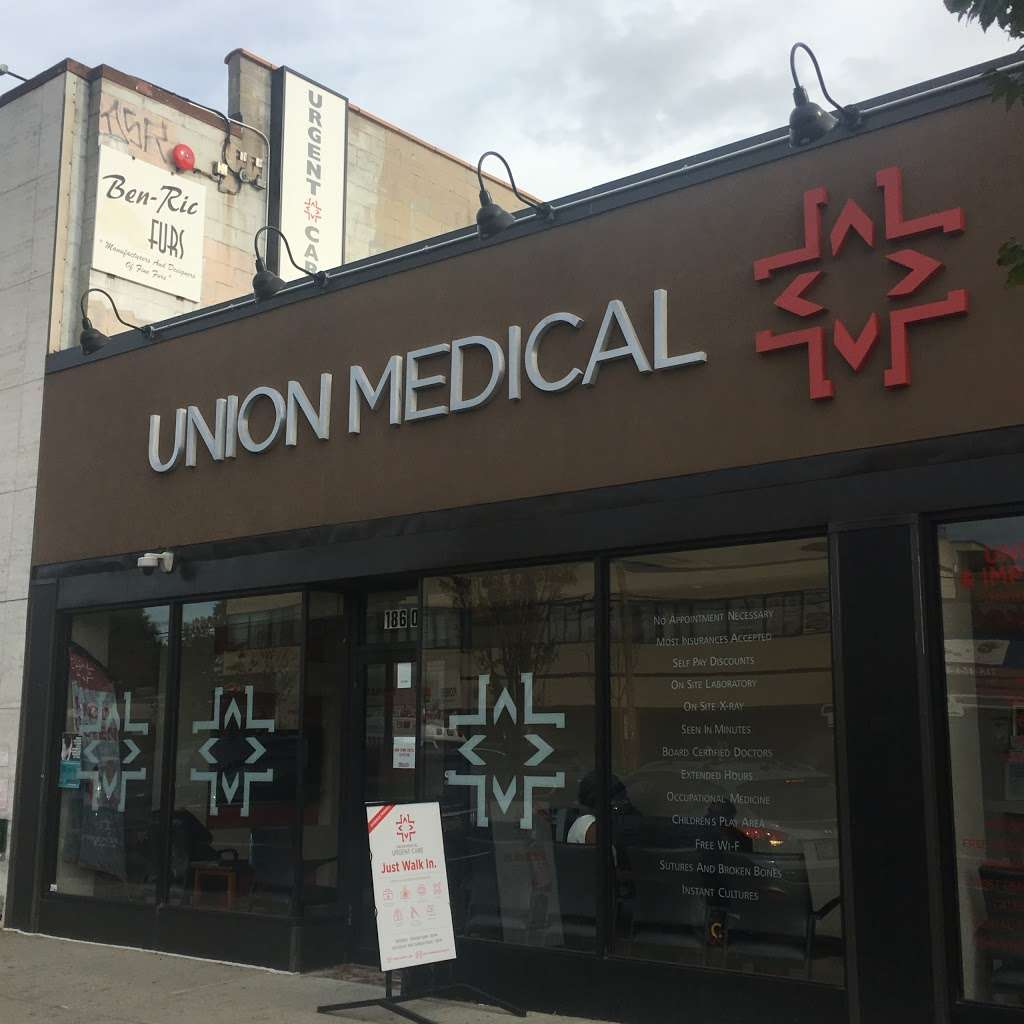 Kāmin Health - Union Medical Urgent Care (Walk in Urgent Care Ce - hospital    Photo 8 of 10   Address: 186-06 Union Tpke, Fresh Meadows, NY 11366, USA   Phone: (718) 575-0974