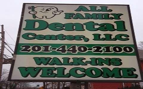 All Family Dental Center, LLC - dentist  | Photo 2 of 2 | Address: 45 US-46, Ridgefield Park, NJ 07660, USA | Phone: (201) 440-2100
