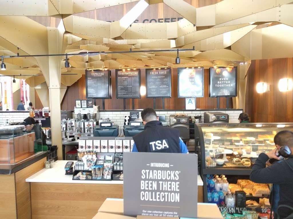 Starbucks - cafe  | Photo 1 of 9 | Address: 1 World Way, Los Angeles, CA 90045, USA | Phone: (800) 782-7282