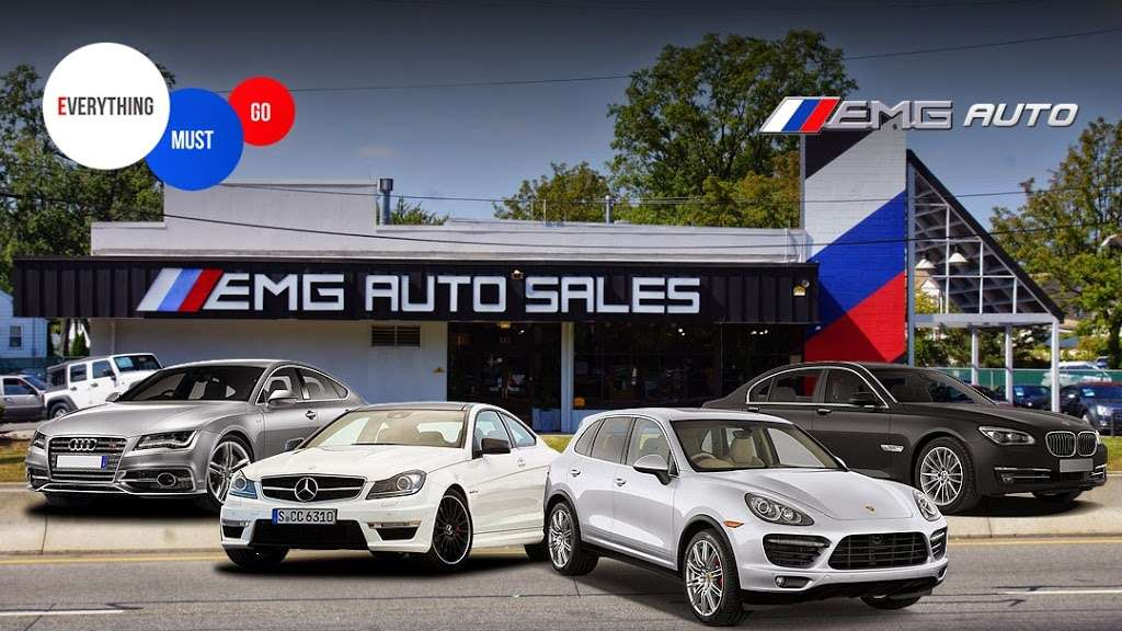 EMG Auto Sales - car dealer  | Photo 1 of 10 | Address: 885 US-1, Avenel, NJ 07001, USA | Phone: (732) 527-0477