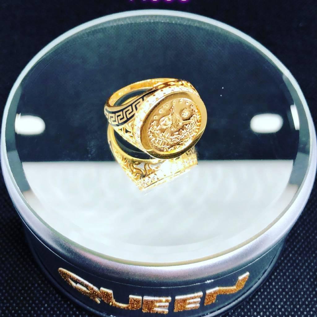 Queen jewelry - jewelry store  | Photo 2 of 10 | Address: 4064 E 14 Mile Rd, Warren, MI 48092, USA | Phone: (586) 303-2991