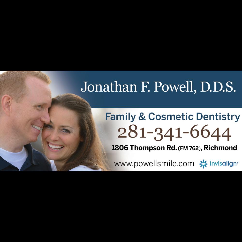 Dr. Jonathan F. Powell, DDS - dentist  | Photo 8 of 8 | Address: 1806 Thompson Rd, Richmond, TX 77469, USA | Phone: (281) 341-6644