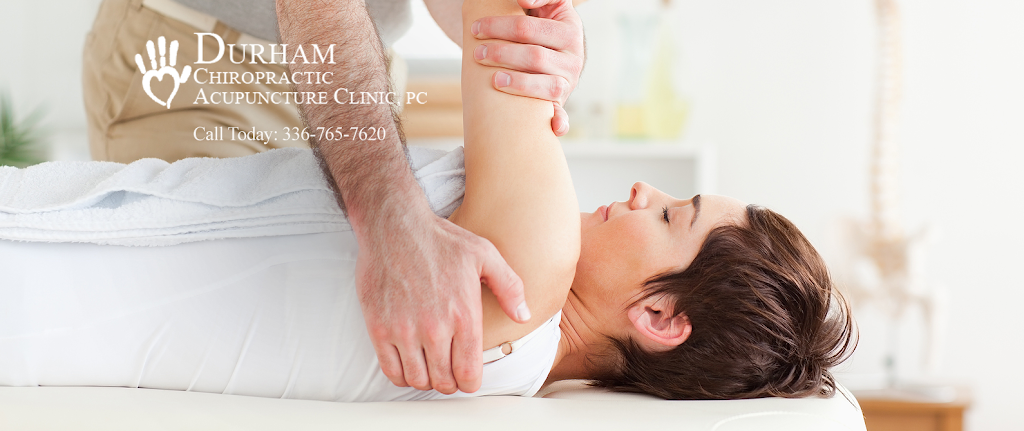 Durham Chiropractic-Acupuncture Clinic, PC - health  | Photo 8 of 10 | Address: 5201 Silas Creek Pkwy, Winston-Salem, NC 27106, USA | Phone: (336) 765-7620