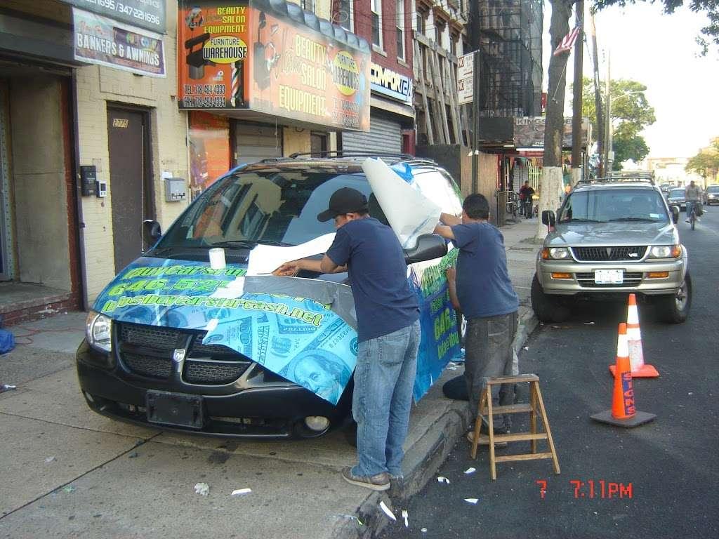 eNY Signs - store  | Photo 1 of 10 | Address: 2775 Atlantic Ave, Brooklyn, NY 11207, USA | Phone: (347) 221-1695