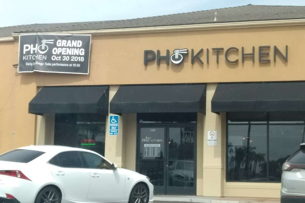Pho Kitchen 6785 Mira Mesa Blvd San Diego Ca 92121 Usa